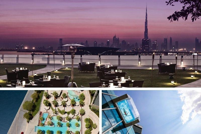 The Intercontinental Dubai Festival City